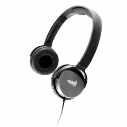 CUFFIA HI-FI AD ARCHETTO MACH POWER COLORE NERO [HP-S193-BK]