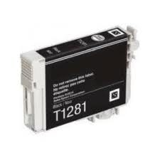 Cartuccia compatibile Epson T1281  completa di CHIP