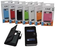 CUSTODIA IPH-4G-C4S FLIPPABILE PER IPHONE 4/4S