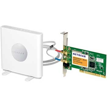 NETGEAR WN311B-100PES PCI WIRELESS 270MB RANGE MAX [WN311B-100PES]