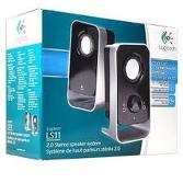 LOGITECH  h LS11 2.0 Stereo Speakers System [980-000046]